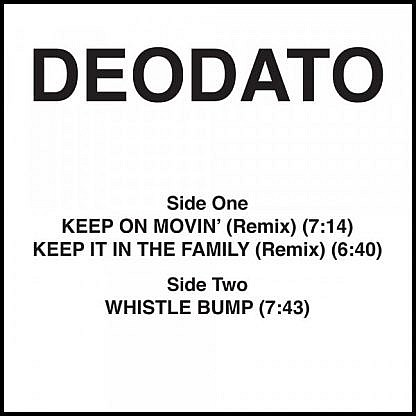 Keep On Movin (Remix)/Keep It In The Family/Whistle Bump