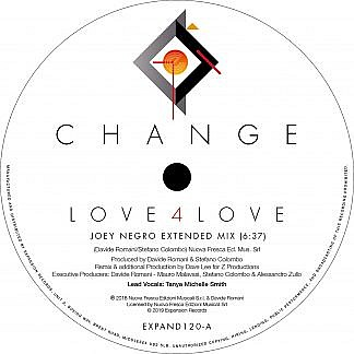 Love 4 Love (Joey Negro Remix)/Make Me Go Crazy (Opolopo Mix)
