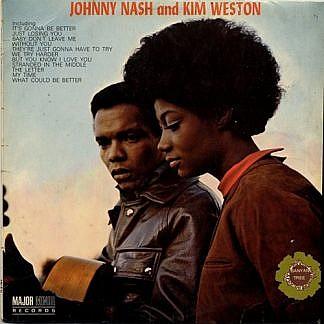 Johnny Nash & Kim Weston