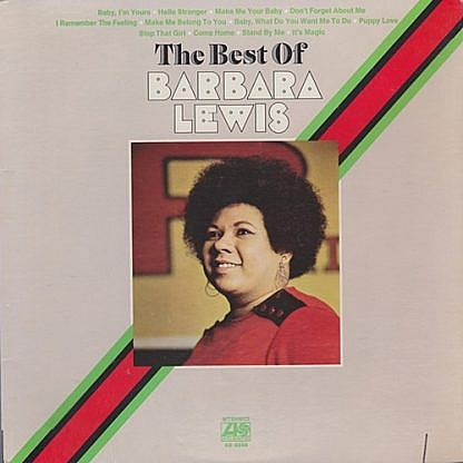 The Best Of Barbara Lewis