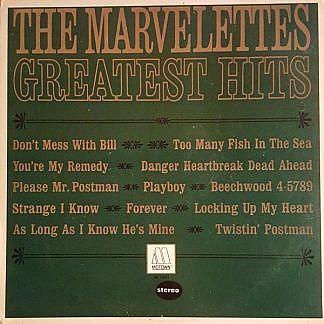 Marvelettes Greatest Hits