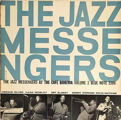 Jazz Messengers Live At Café Bohemia Vol 2