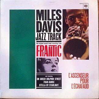Jazz Track - L'Asenseur Pour L'Echafaud