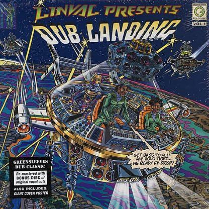 Linval Presents Dub Landing Vol 1
