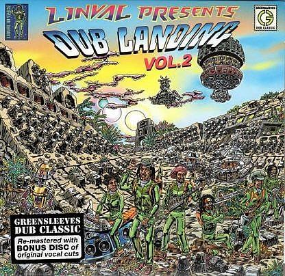 Linval Presents Dub Landing Vol 2