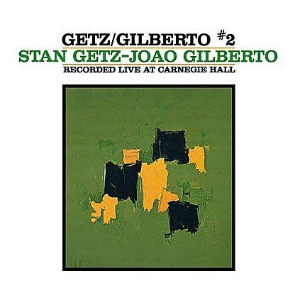 Stan Getz- Joao Gilberto - Astrud Gilberto - Recorded Live At Carnegie Hall October 9 1964