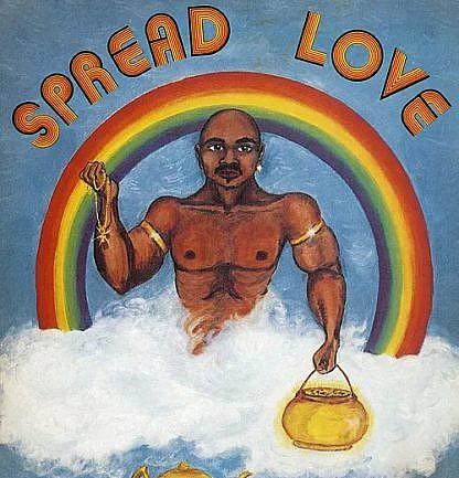 Spread Love (180Gm) (Pre-order 23rd August 2019)