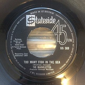 Too Many Fish In The Sea/A Need For Love
