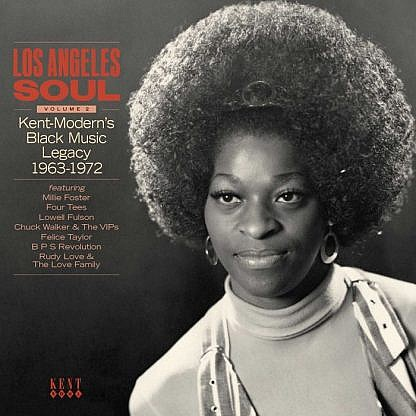 Los Angeles Soul Volume 2 (Pre-order: due 6th September)