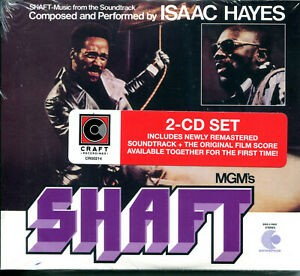 Shaft - Deluxe Edition (Original Soundtrack/Film Score)