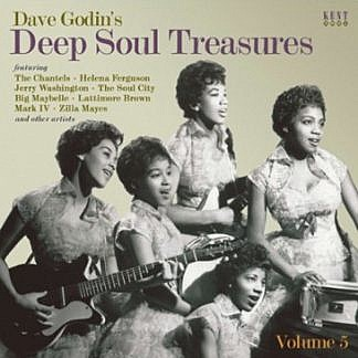 Dave Godin'S Deep Soul Treasures Volume 5 (pre-order: Due 25th oct)
