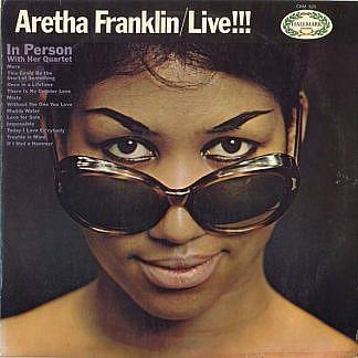 Aretha Franklin Live!!!