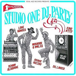 Soul Jazz Records Presents Studio One Dj Party (Pre-order: due 20th September)