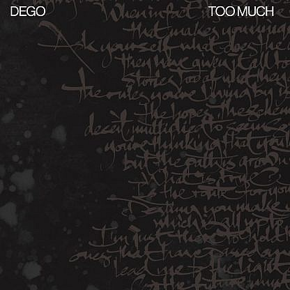 Too Much (Pre-Order: Due 13Th Sep)
