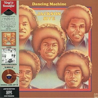 Dancing Machine (Opaque Brown Vinyl)