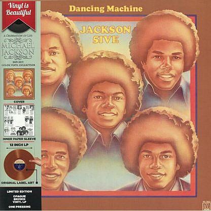 Dancing Machine (Opaque Brown Vinyl)