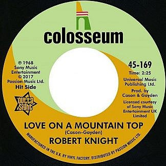 Love On A Mountain Top/Everlasting Love