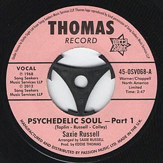 Psychedelic Soul Part 1Pt 3