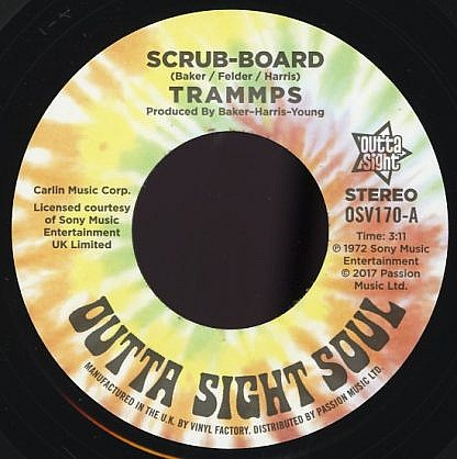 Scrub-Board/Hold Back The Night
