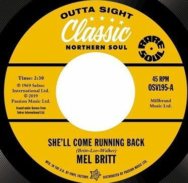 She'Ll Come Running Back/I Don'T Like To Lose
