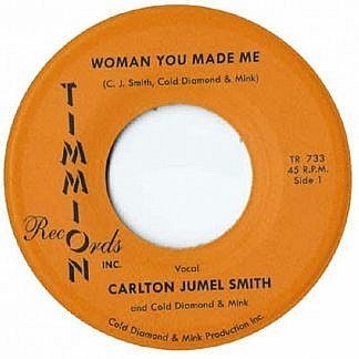 Woman You Made Me