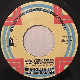 New York Rules (Johnny Juice Uptown Mix)/Chain Of Fools (Dj Lespam Mix)