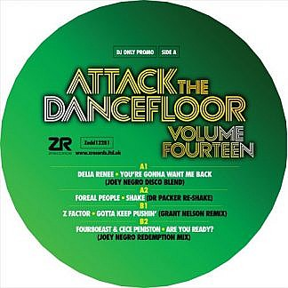 Attack The Dance Floor Volume 14