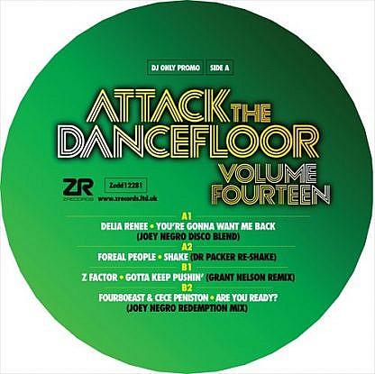 Attack The Dance Floor Volume 14