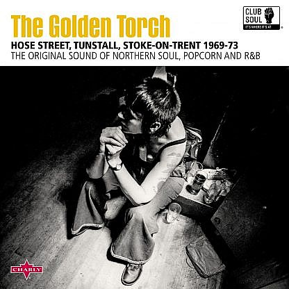 Club Soul - The Golden Torch (pre-order: due 11th October)