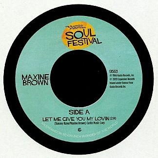 Let Me Give You My Lovin' / One In A Million