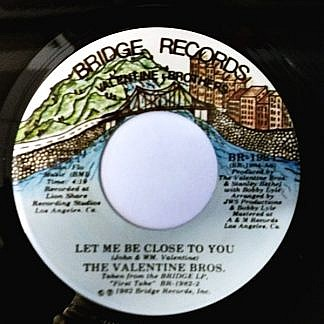 Let Me Be Close To You / Just Another Love Song
