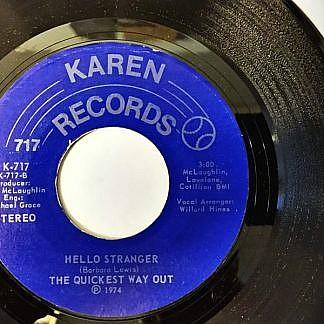 Tick Tock Baby (It'S A Quarter To Love / Hello Stranger