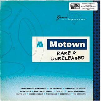 Motown Rare & Unreleased