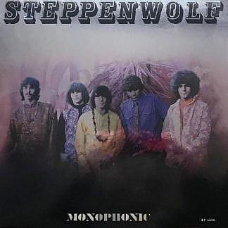 Steppenwolf (Mono Clear Vinyl) Black Friday