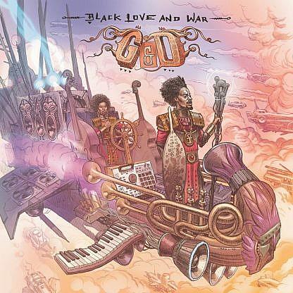 Black Love And War
