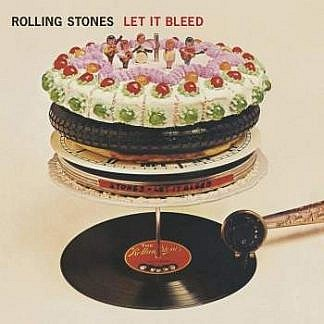 Let It Bleed (180Gm 50Th Anniversary)