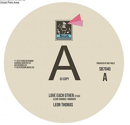 Love Each Other/L.O.V.E (Dj Copy)