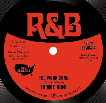 The Work Song (Pre-order: Due 29th Nov)