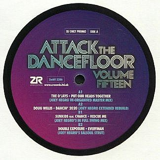 Joey Negro Attack The Dancefloor Vol 15