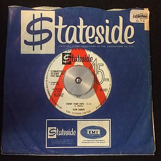 Shake Your Hips / Midnight Blues (Demo Copy)