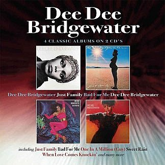 Dee Dee Bridgewater / Just Family / Bad For Me / Dee Dee Bridgewater (Pre-Order: Due 17Th Jan 2020)