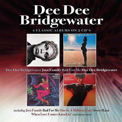 Dee Dee Bridgewater / Just Family / Bad For Me / Dee Dee Bridgewater (Pre-Order: Due 17Th Jan 2020)
