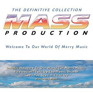 Mass Production - The Definitive Collection: (Pre-Order: Due 24Th Jan 2020)