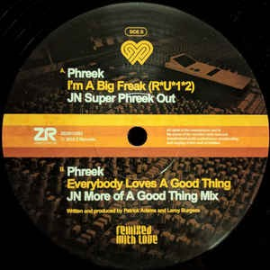 I'M A Big Freak/Everybody Loves A Good Thing (Joey Negro Remixed Wityh Love Mixes)