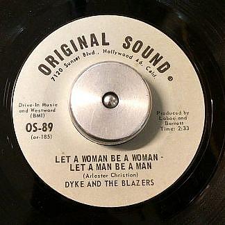 Let A Woman Be A Woman - Let A Man Be A Man / Uhh