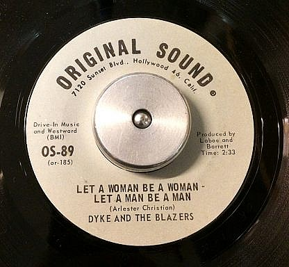 Let A Woman Be A Woman - Let A Man Be A Man / Uhh