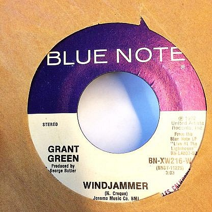 Windjammer / Betcha By Golly Wow