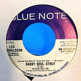 Sassy Soul Strut / Pillow Talk