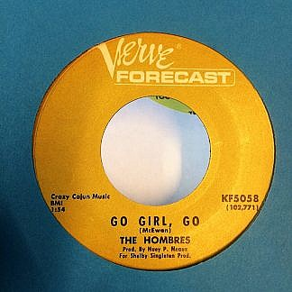 Let It Out / Go Girl Go