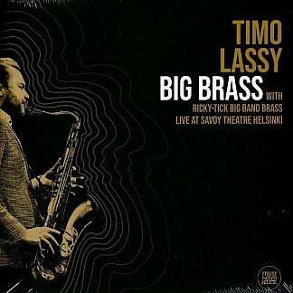 Big Brass Live At Savoy Theatre Helsinki